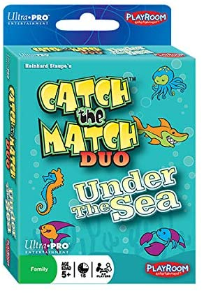 Catch the Match Duo Under the Sea - STEAM Kids Brisbane