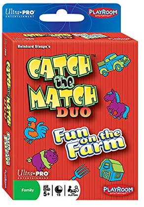Catch the Match Duo Deep Fun on the Farm - STEAM Kids Brisbane