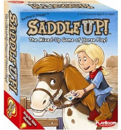 Saddle Up! Card Game - STEAM Kids Brisbane