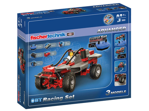 Fischertechnik BT Racing Set - STEAM Kids Brisbane