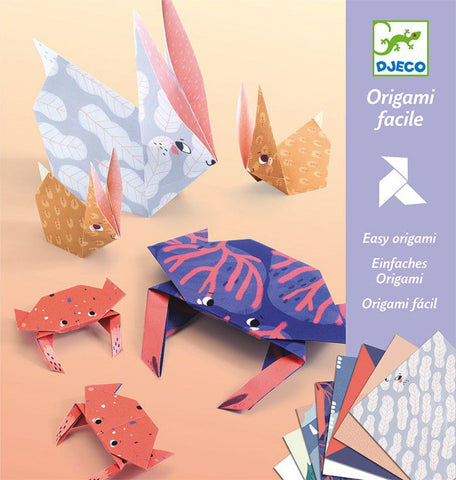 Djeco Origami Family - STEAM Kids Brisbane