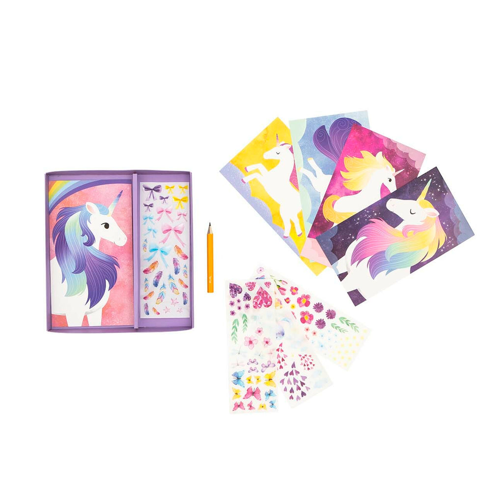 Tiger Tribe Transfer Magic: Unicorn - STEAM Kids