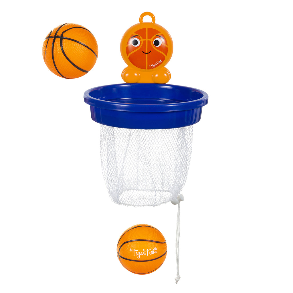 Tiger Tribe Bath Ball - Dunk Time - STEAM Kids Brisbane
