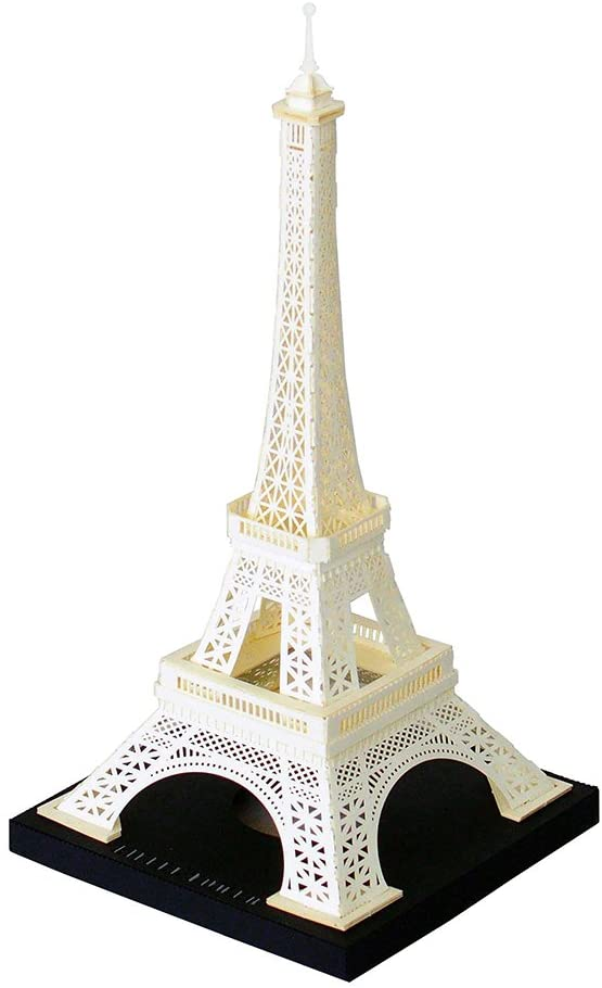Paper Nano Eiffel Tower Building Kit - STEAM Kids Brisbane