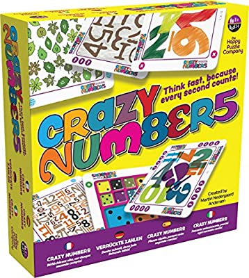 Crazy Numbers Game - STEAM Kids Brisbane