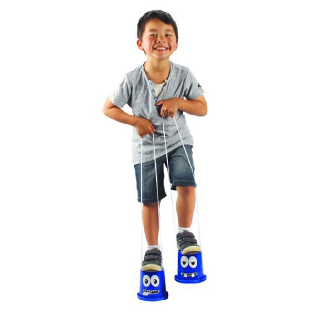 Quack Monster Stompers - Blue - STEAM Kids Brisbane