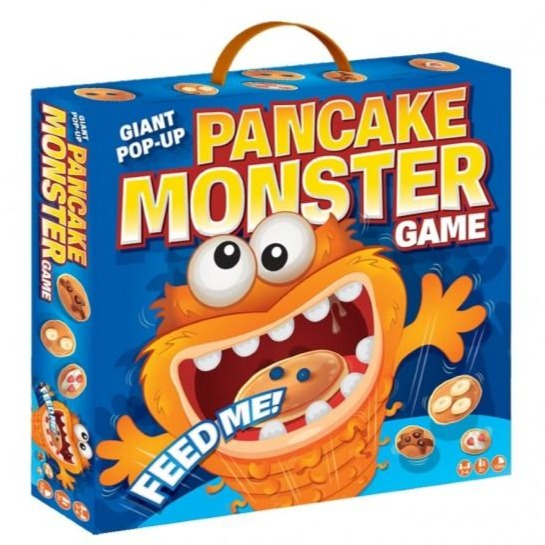 Pancake Monster - STEAM Kids Brisbane