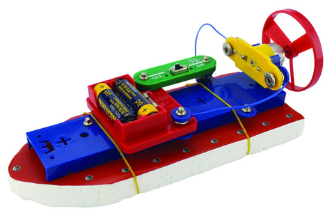 Airboat Clip Circuit - STEAM Kids Brisbane