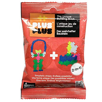 Plus Plus Mini Basic 2 in 1 Neon - STEAM Kids Brisbane