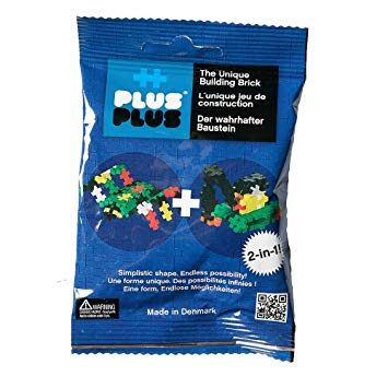 Plus Plus Mini Basic 2 in 1 Basic - STEAM Kids Brisbane