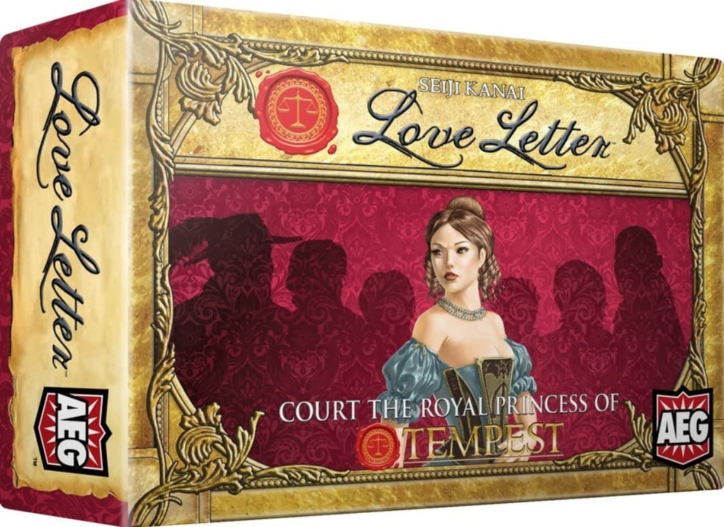 Love Letter Game - STEAM Kids Brisbane