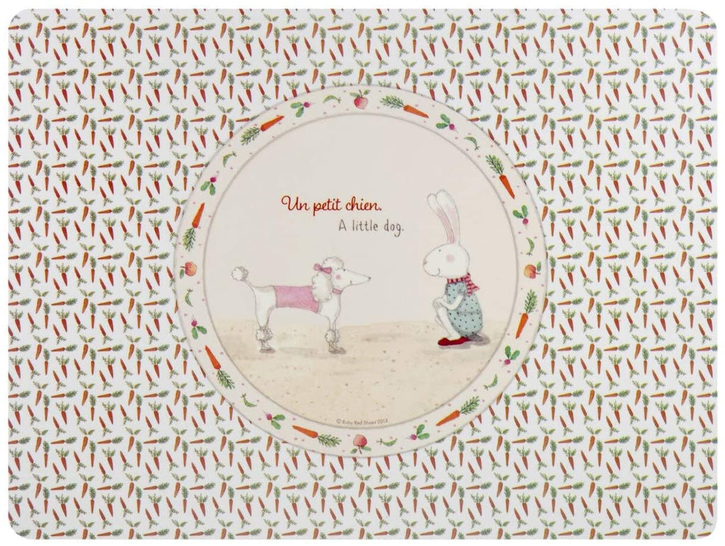 Ruby Red Shoes Placemat 2 Pack - STEAM Kids Brisbane