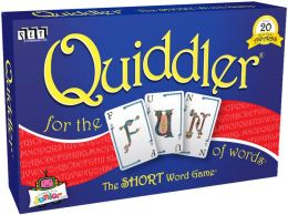 Quiddler The Short Word Game - STEAM Kids Brisbane