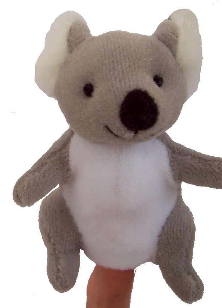 Koala Finger Puppet | Animals of Australia | - STEAM Kids