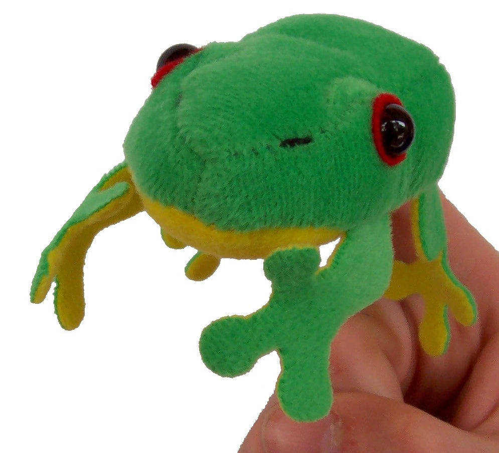 Frog Finger Puppet | Animals of Australia | - STEAM Kids