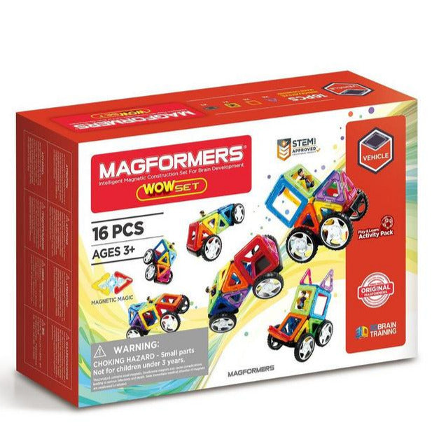 Magformers WOW Set - STEAM Kids Brisbane