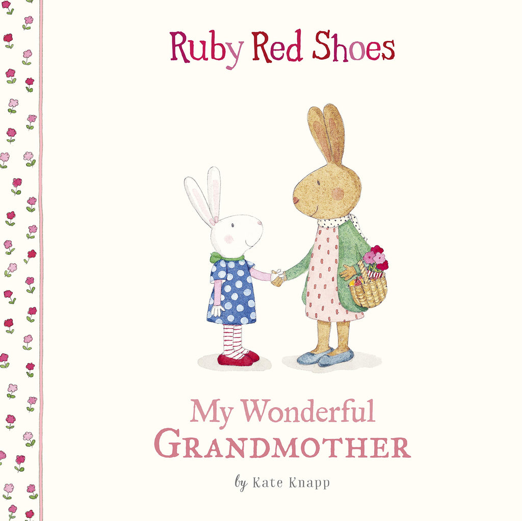 Ruby Red Shoes My Wonderful Grandmother Book - STEAM Kids Brisbane
