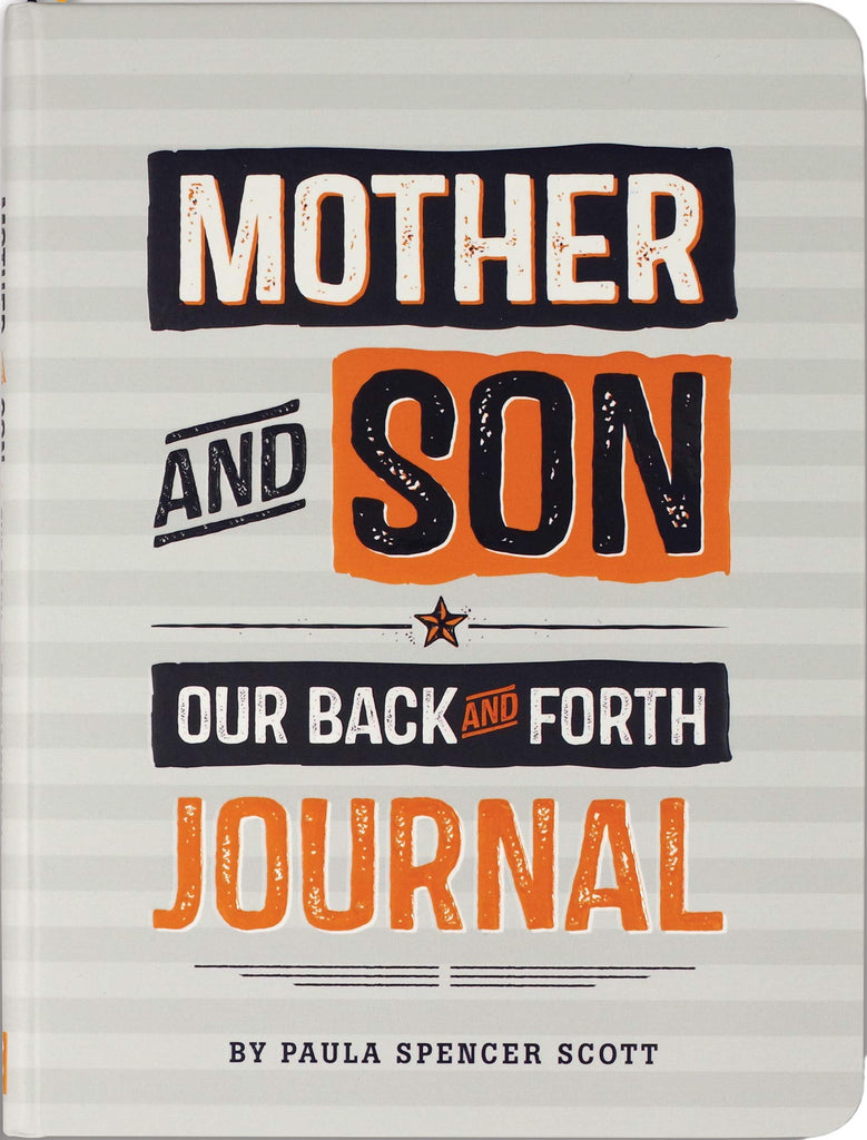 Mother and Son: Our Back and Forth Journal - STEAM Kids Brisbane