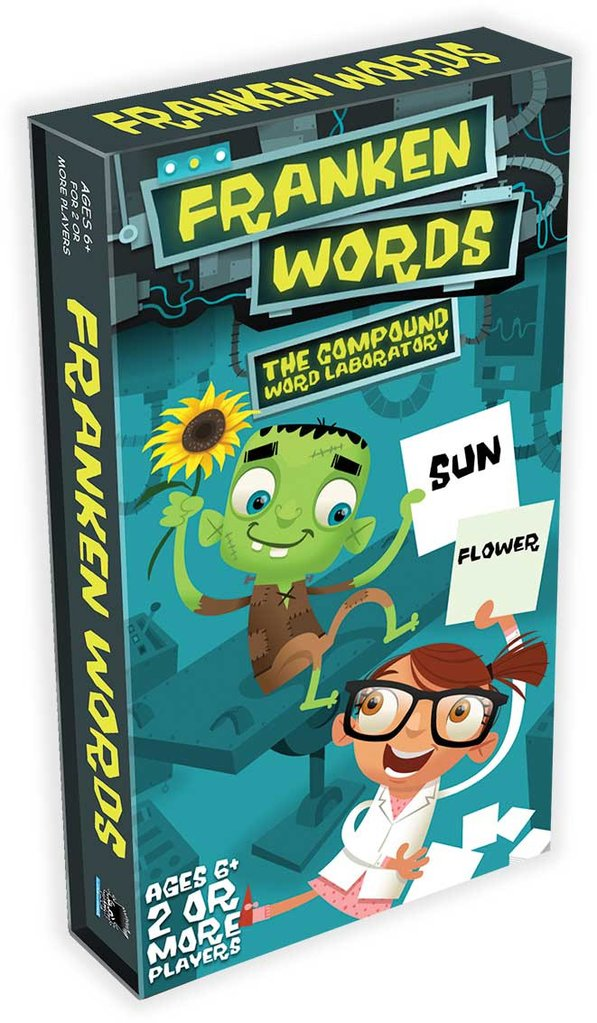 FrankenWords - STEAM Kids Brisbane