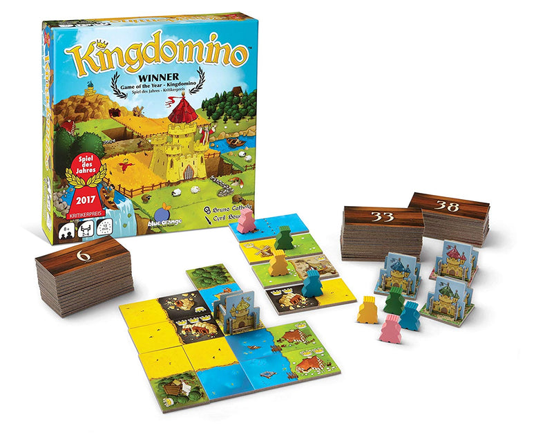 Kingdomino - STEAM Kids Brisbane
