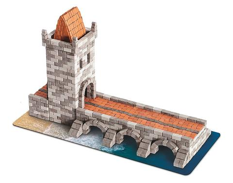 Wise Elk Mini Brick Roman Arch Bridge - STEAM Kids