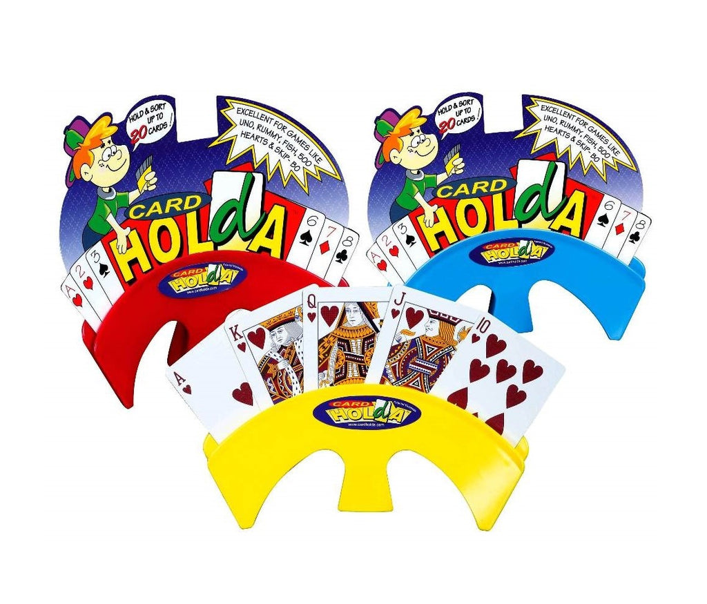 Card Holda (Yellow) - STEAM Kids