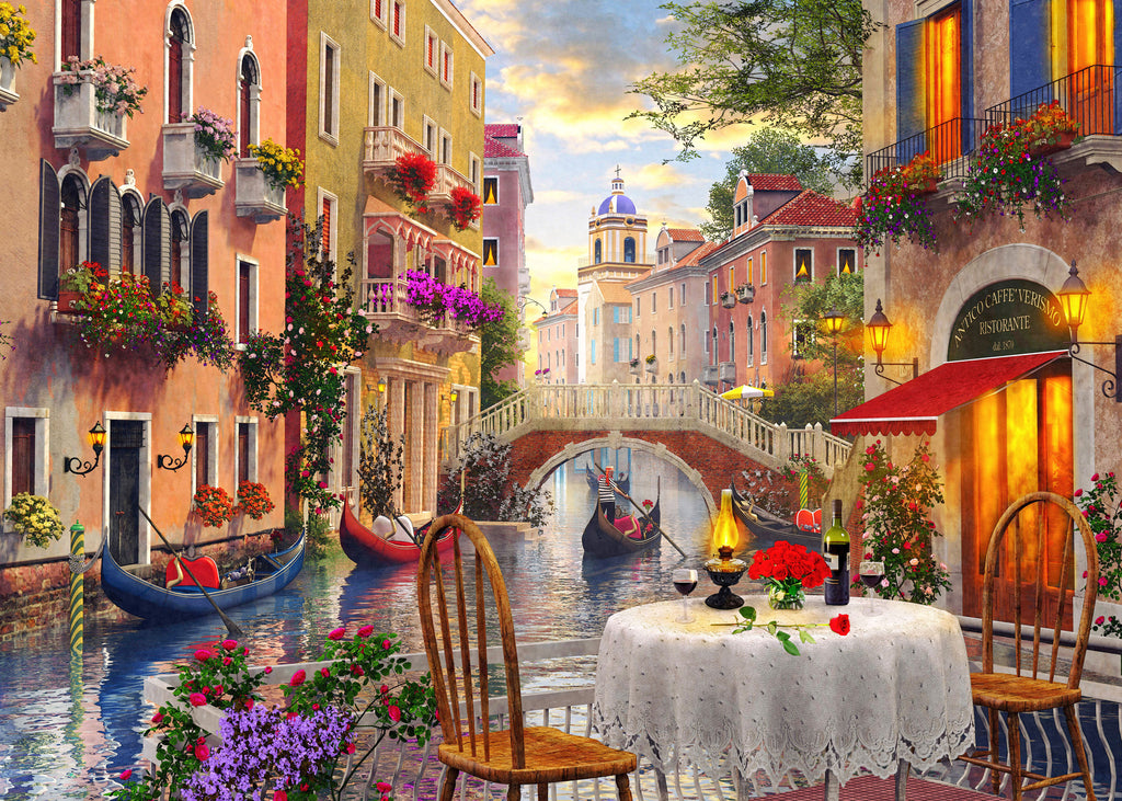 Venice 1000 Piece Puzzle - STEAM Kids Brisbane