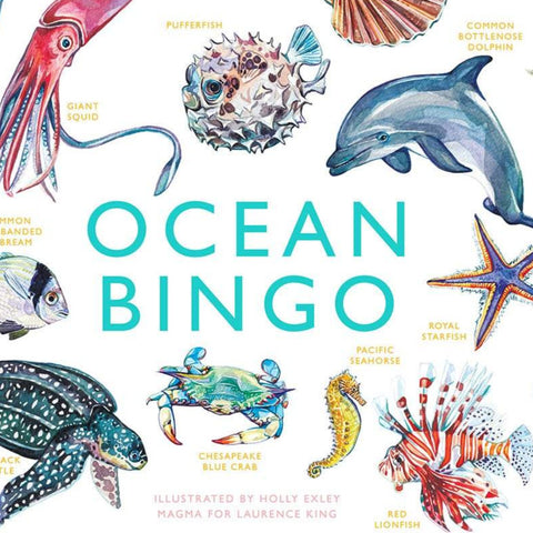Ocean Bingo - STEAM Kids Brisbane