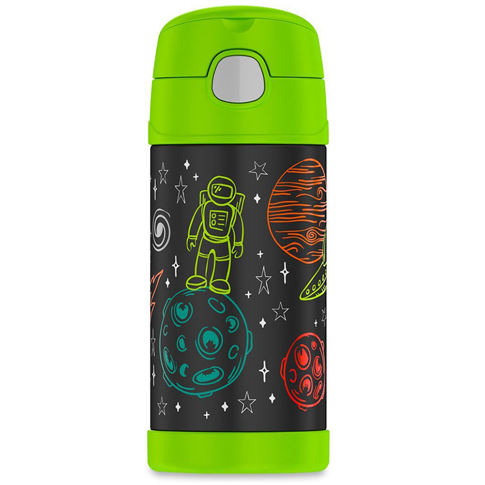 Thermos Funtainer 355ml Insulated Bottle Astronaut - STEAM Kids Brisbane