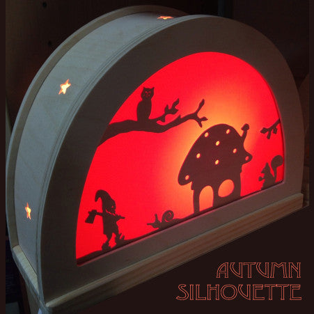 De Noest Silhouette Lamp BASE ONLY - STEAM Kids Brisbane