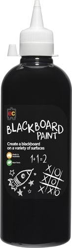 Educational Colours Australian Made Blackboard Paint 500ml - STEAM Kids Brisbane