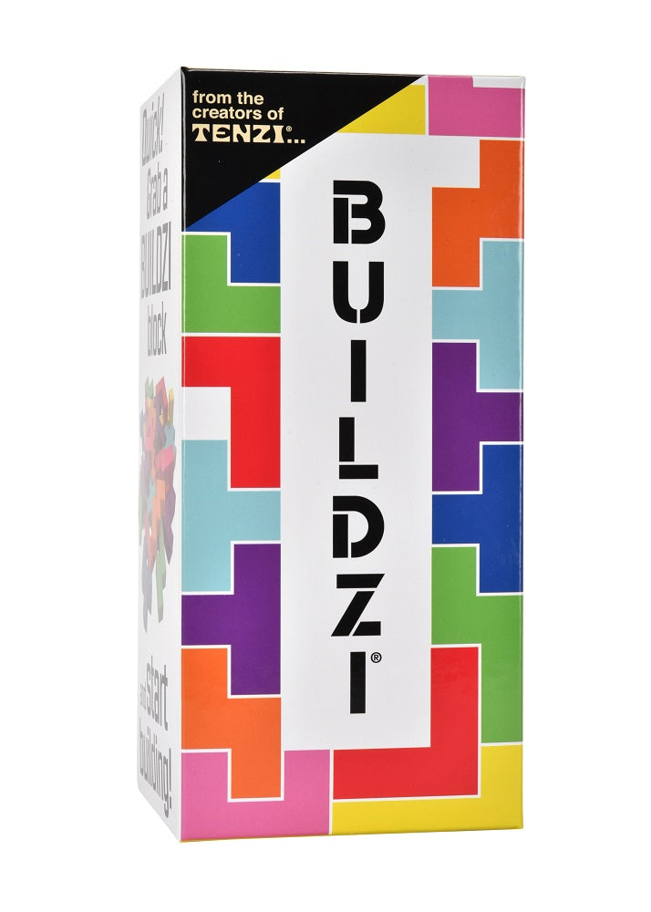 Buildzi - The Speed Building Family Game - STEAM Kids Brisbane