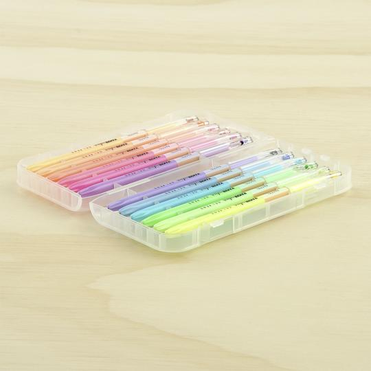 Kaisercraft Gel Pen Box of 12 | Pastel Colours | - STEAM Kids Brisbane