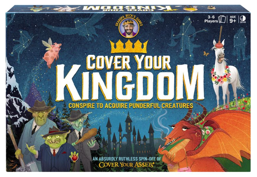 Grandpa Beck's Cover Your Kingdom Game - STEAM Kids Brisbane