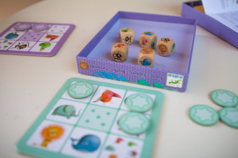 Yahtzee Junior Game - STEAM Kids Brisbane