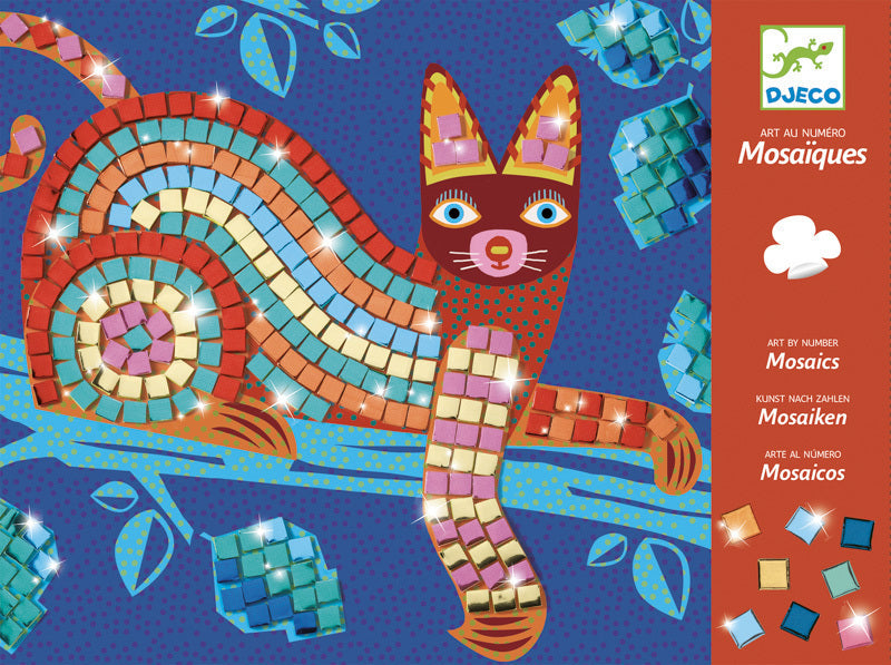 Djeco Oaxacan Mosaics - STEAM Kids Brisbane