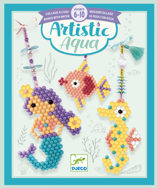 Djeco Sea Charm Artistic Aqua - STEAM Kids Brisbane