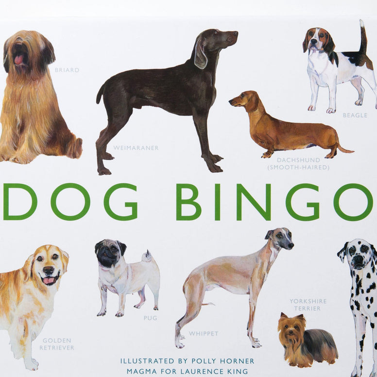 Dog Bingo - STEAM Kids Brisbane