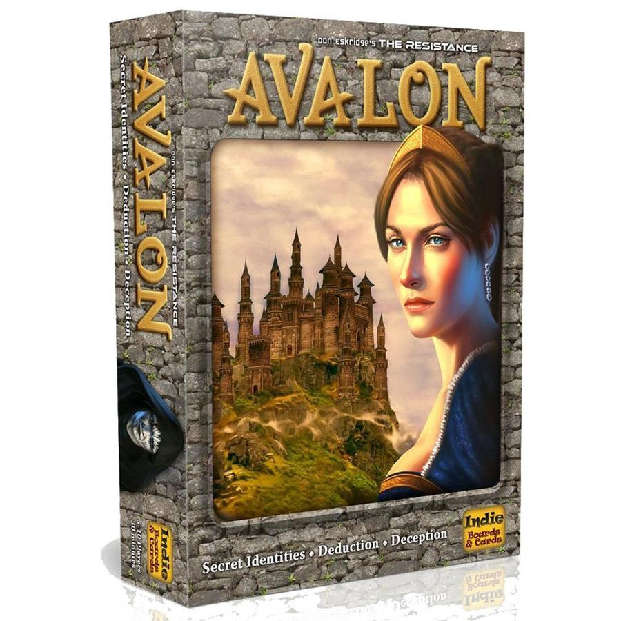 The Resistance: Avalon Board Game - STEAM Kids
