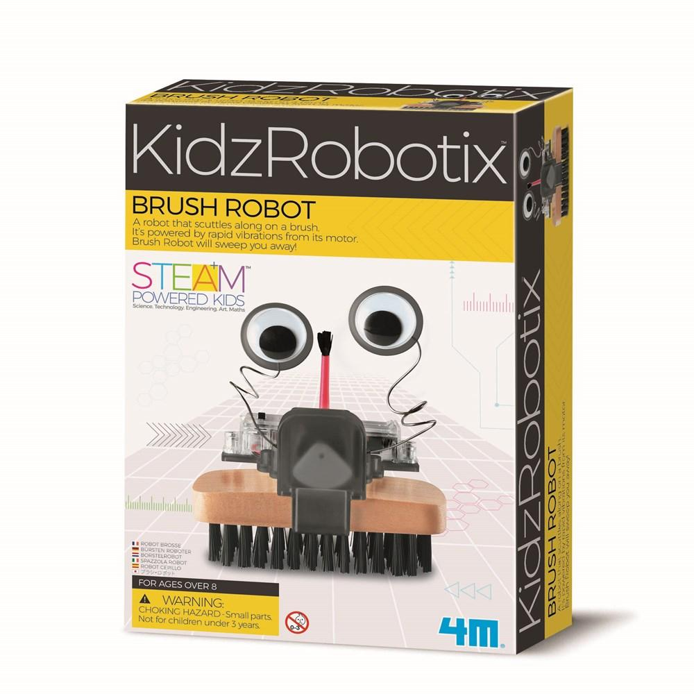 4M - Kidzrobotix Brush Bot - STEAM Kids
