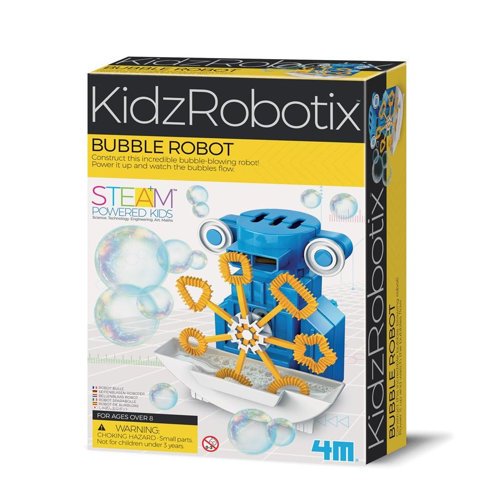 KidzRobotix Bubble Robot - STEAM Kids Brisbane