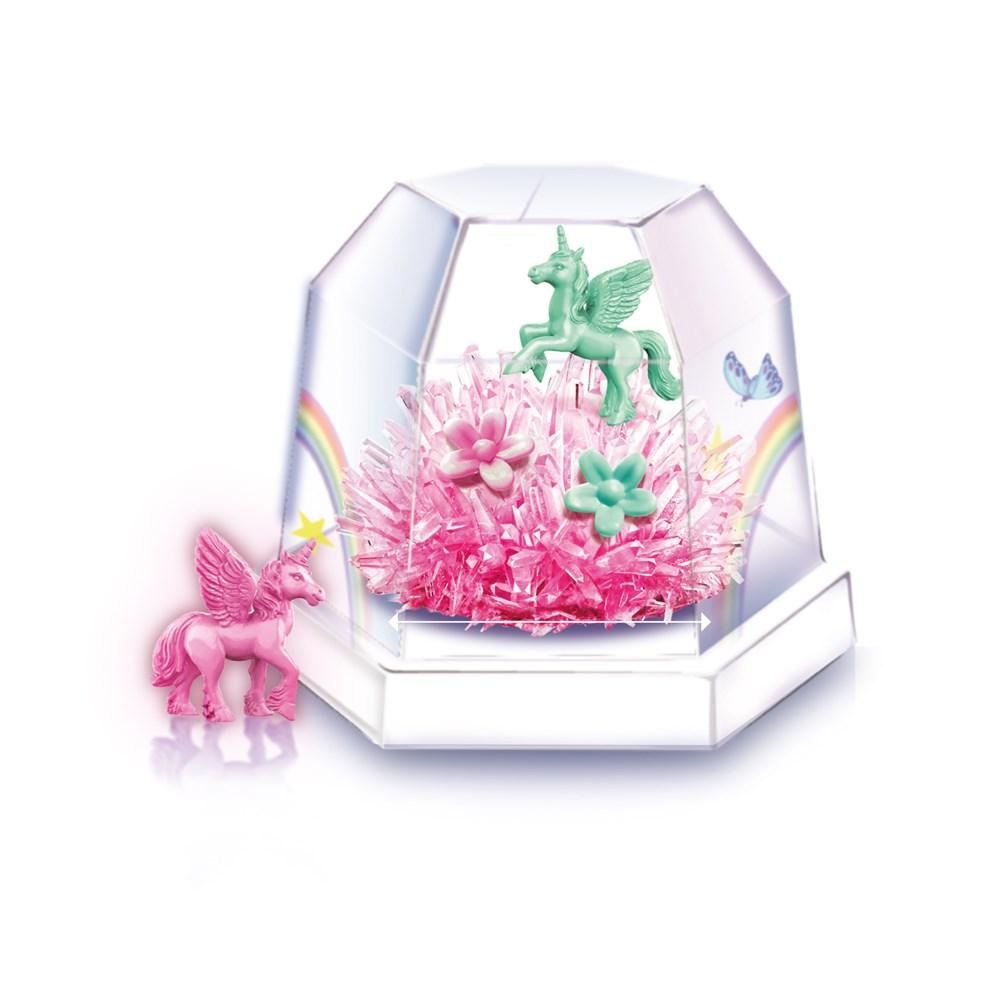 Unicorn Crystal Terrarium - STEAM Kids Brisbane
