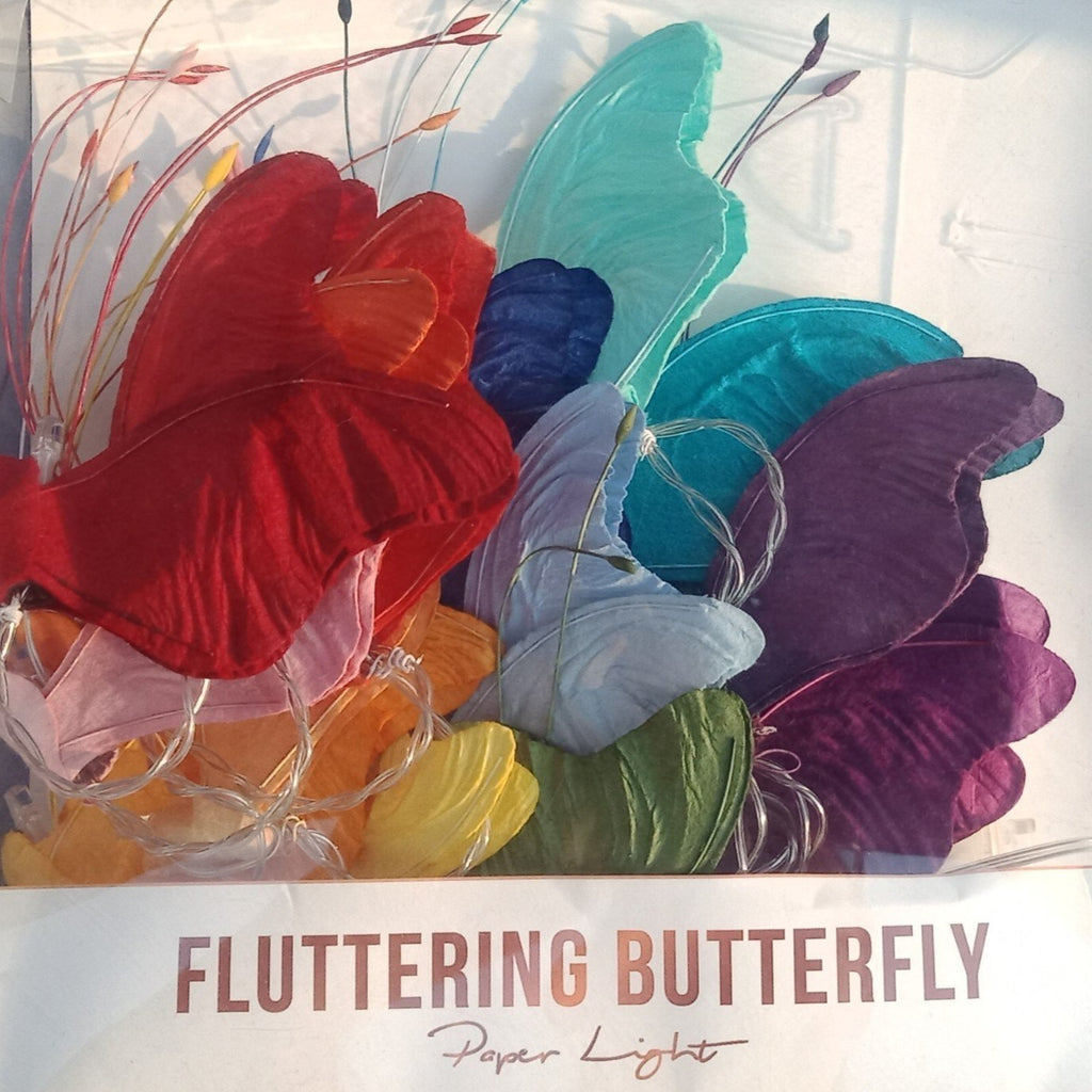 Fluttering Butterfly Lights - Rainbow - STEAM Kids Brisbane