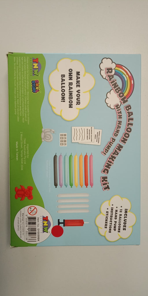 Magic Rainbow Cloud Balloon Kit - STEAM Kids Brisbane