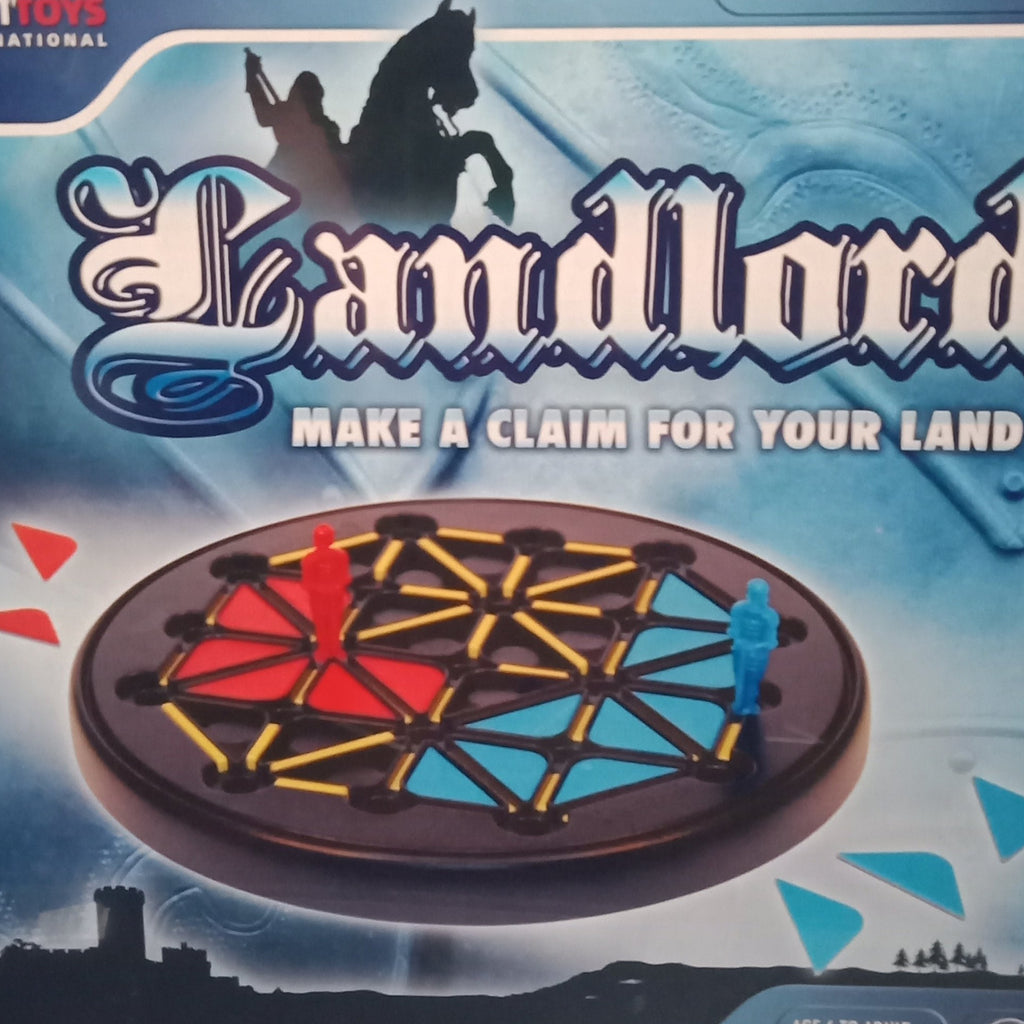 Landlord Strategic Board Game - STEAM Kids