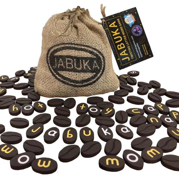 Jabuka Word Game - STEAM Kids
