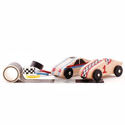 Kipod - Sticar Design your own Car Kit by - STEAM Kids Brisbane