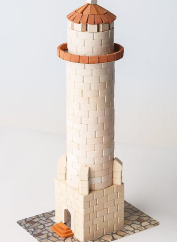 Wise Elk Mini Bricks Lighthouse - Flying Fox Shop Brisbane