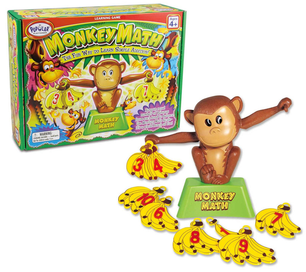 Monkey Math - STEAM Kids Brisbane