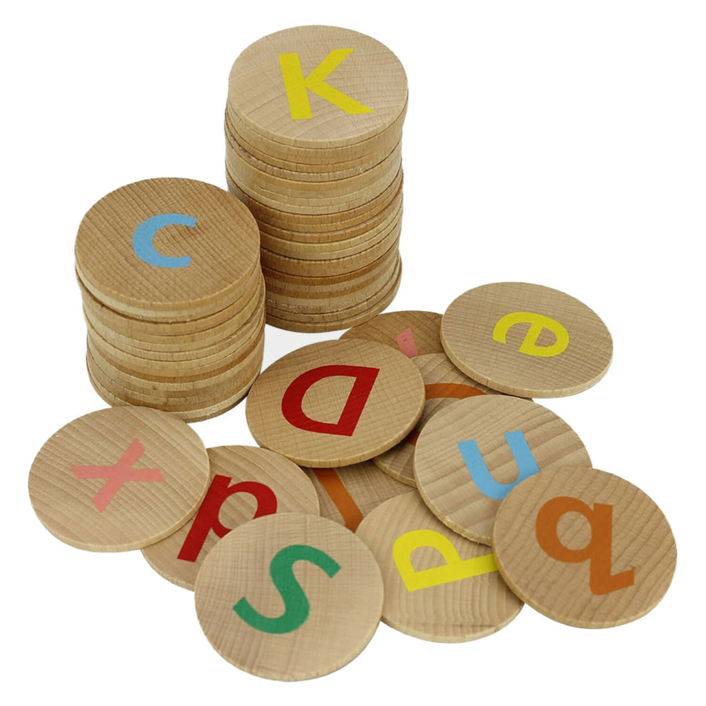 Freckled Frog -Alphabet Matching Pairs (52 pieces) - STEAM Kids